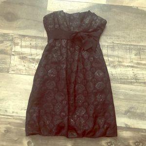 ⬛️BCBGMAXAZERIA STRAPLESS DRESS